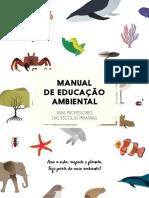 Manual de Educação Ambiental para Professores