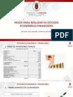 PASOS ESTUDIO FINANCIERO A