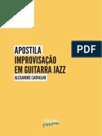 Improv Alexandre Carvalho