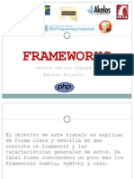 Introduccion Frameworks
