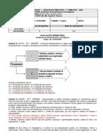 QUESTIONÁRIO DE AVALIAÇÃO DE INVESTIMENTOS ESTRATÉGICOS