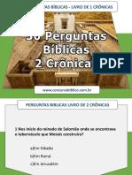 Livro 2 Cronicas