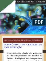 AULA 2 Interações Antígeno Anticorpo - I