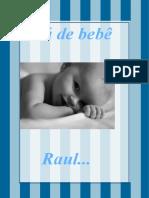 lista cha de bebe
