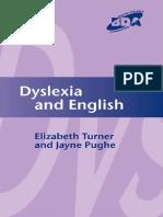 Dyslexia and English