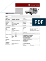 Camion DF612