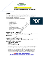 MGT501 Current LongQuestions Solved (4)