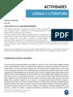 3º AÑO LENGUA Y LIT. TP 10