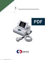 manual de servicio ecógrafo sono201