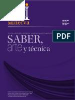 Revista Minerva. Saber, Arte y Técnica, 4(1). IUPFA.