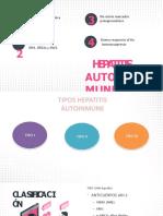 Hepatitis Autoinmune Jhanet