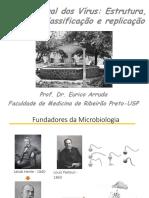 aula 1 - biologia geral dos virus e classificação 2017