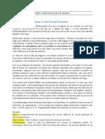 Métho Recherche Mémoire Master