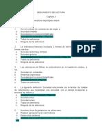 RESUELTO SEGUIMIENTO DE LECTURA 3