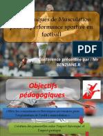 Techniques de Musculation en Football