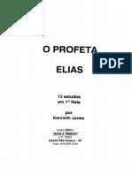 Curso Alfa e Omega-o Profeta Elias-13 Estudos Em i Reis