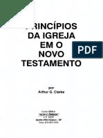 Curso Alfa e Omega-princípios Da Igreja Em o Novo Testamento