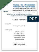 LABORATORIO REFRA - POLARI