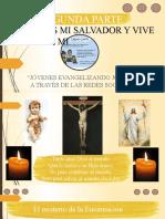 2. Dia Martes (Tema - Jesús Es Mi Salvador y Vive Junto a Mi)(1)