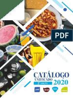 Catálogo Unificado 2 2020