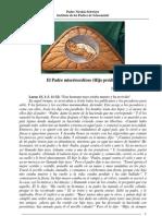 REFLEXION - PADRE MISERICORDIOSO