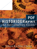 Historiography _ an Introductory Guide