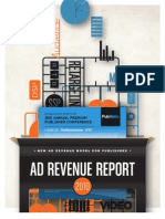 Ad Revenue Report 2010