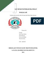 Akuntasi 1 tugas aspek hukum (B.Indonesia)