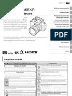 Fujifilm Finepix HS35EXR - Manuel - fr