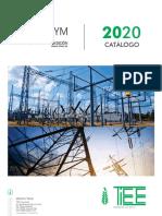 Catálogo Técnico PCyM 2020