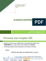 Aula 09 - Excel 2
