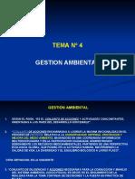 Tema 4 - Gestion Ambiental