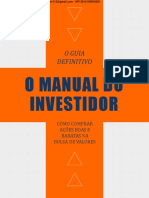 o Manual Do Invest Id Or