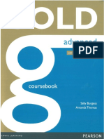 Gold Advanced Coursebook Cls a 11 A