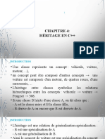 POO en C++ Cours 4