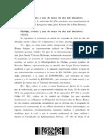 SENTENCIA APELACION ODONTOLOGOS ASOCIADOS