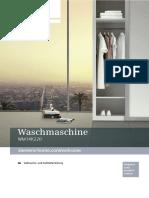 Wm14k220/01 manual de