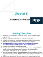 Chapter 8 - Nucleotides and Nucleic Acids - Slides