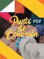 Cartilla Puntos de Conexion - Sep. Oct. Nov