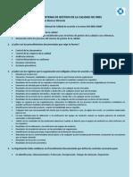 Solucion Examen Sistema de Gestion de La Calidad ISO 9001:2008