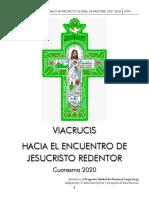Viacrucis Basado en El Proyecto Global de Pastoral 2031-2033