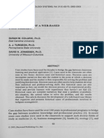 10905554_jonassen_DEVELOPMENT OF A WEB-BASED CASE LIBRARY