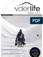 Powderlife Magazine Issue no. 34