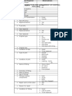 Checklist For Inspection for Pipeline