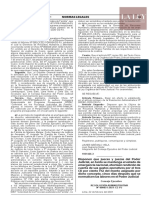 RESOLUCIÓN ADMINISTRATIVA Nº 000051-2021-CE-PJ