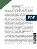 Sobreseimiento Definitivo. Benjamín Maureira. Corte Concepción