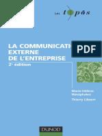 La Communication Externe de L'entreprise - 2 Édition - Dunod