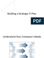 Building a Strategic IT Plan