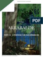 2021.01 [Piauí 172] SALLES, João M. Arrabalde, Parte III_ a Fronteira é Um País Estrangeiro