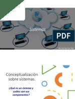 Webinar 2 - Sistemas de Gestión